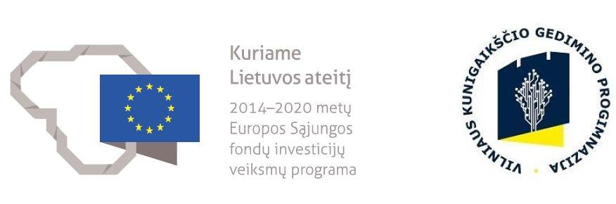 """Progimnazijoje bus įgyvendinamas projektas """"Vilniaus Genio progimnazijos efektyvumo didinimas"""""""