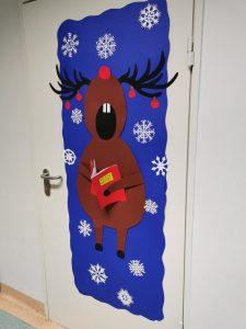 Pasidairykime po kalėdinę mokyklą!