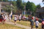 Dėl vaikų vasaros stovyklos